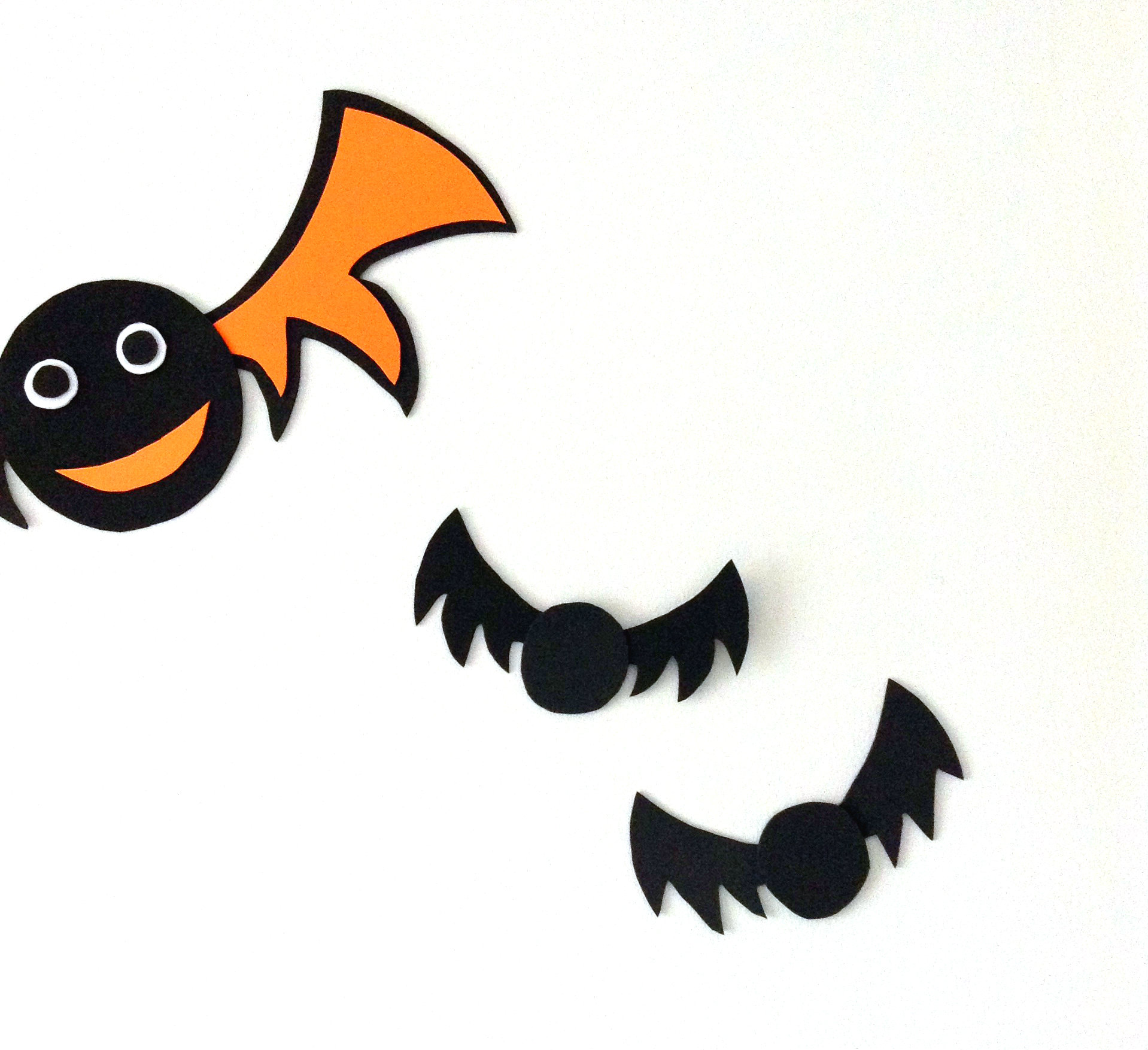 Faire sa deco d 39 halloween archives prettylittletruth for Deco halloween chauve souris