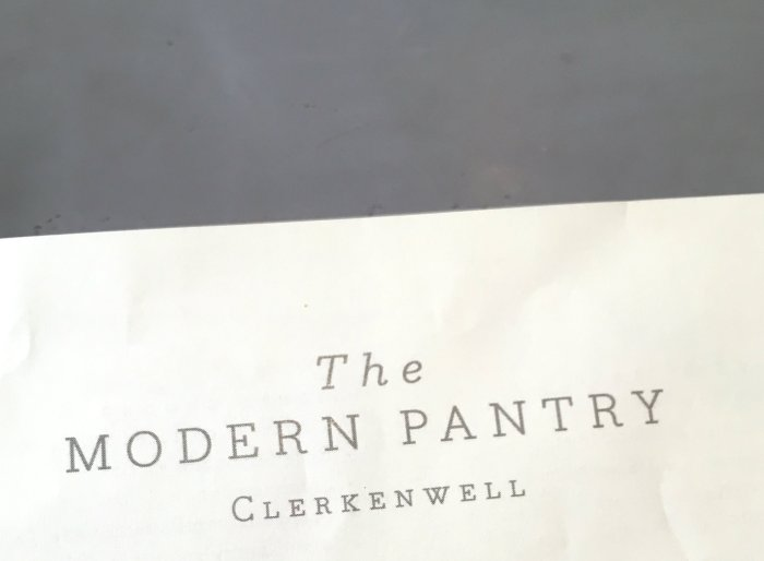 the modern pantry londres