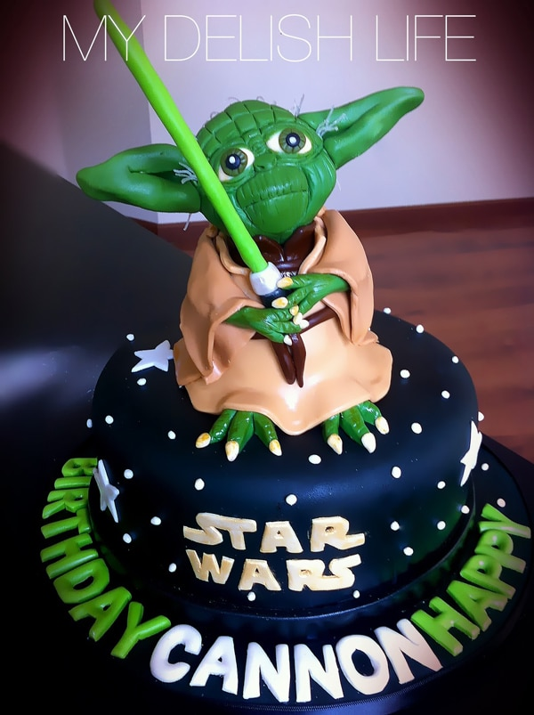Baby Twins Gift Ideas 10 Out Of This World Star Wars Cakes Pretty My Party