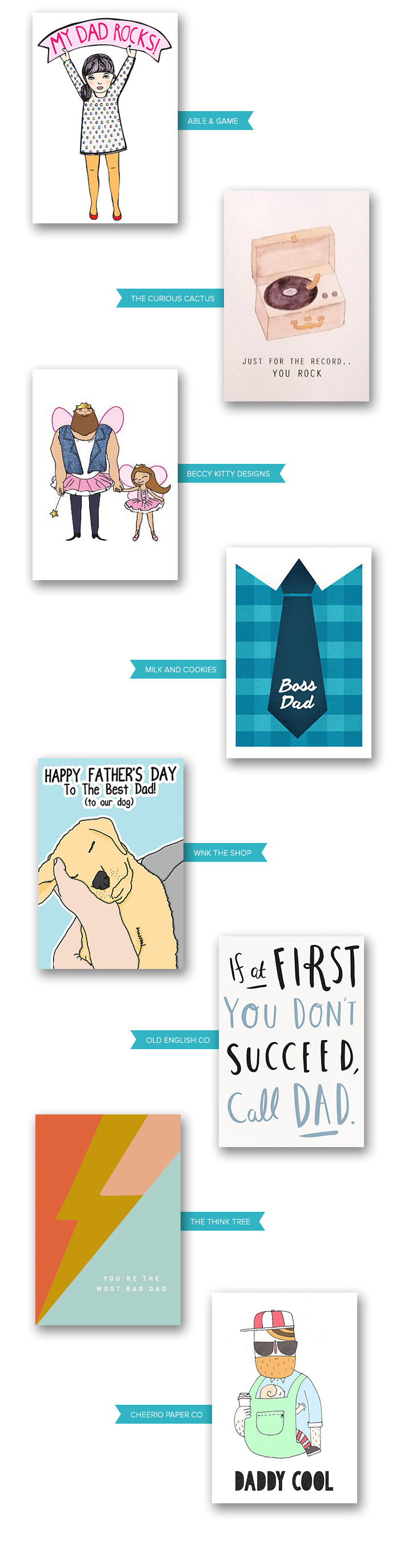 Father's Day roundup 2016