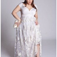 {Fashion Friday} Plus Size Wedding Dress of the Week by IGIGI
