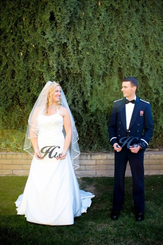DIY Bride meets Airforce Groom Photography by Cathy Lee Photography
