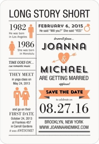 wedding invitations, save the dates