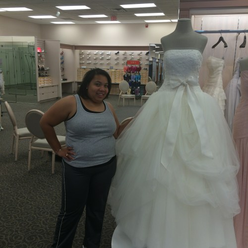 steal the deal, david's bridal