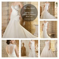 {Fashion Friday} New Spring 2016 Julietta Collection by Mori Lee | Plus Size Wedding Dresses