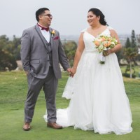 REAL WEDDING | Cloudy Skies and Scenes of Pastels Wedding in California | Myke & Teri photography