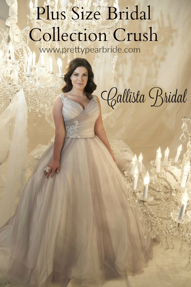 PLUS SIZE BRIDAL COLLECTION CRUSH | Callista Bridal
