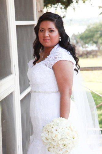 REAL WEDDING | Summer Wedding at Winfrey Point in Texas | Pink Light Images | Pretty Pear Bride