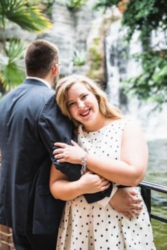 ENGAGEMENT | Nashville Opryland Hotel Session | A Traveler's Heart | Pretty Pear Bride