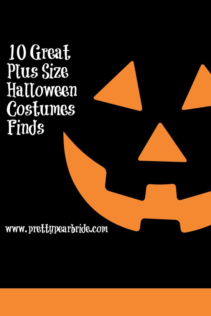 FASHION FRIDAY | 10 Great Etsy Plus-Size Halloween Costume Finds | Pretty Pear Bride