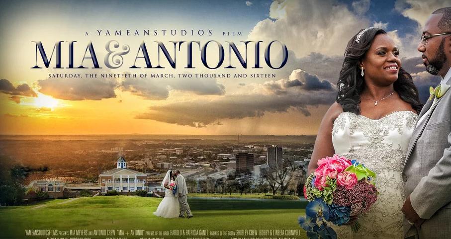 VIDEO | All White Fairy Tale Wedding in Georgia | Yamean Studio