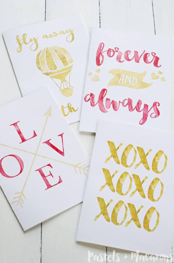 Free Printable Valentine\u0027s Day Cards