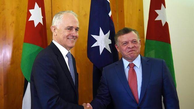 AUSTRALIA  Y JORDANIA, FIRMAN UN ACUERDO CONTRA LA FINANCIACIÓN TERRORISTA.