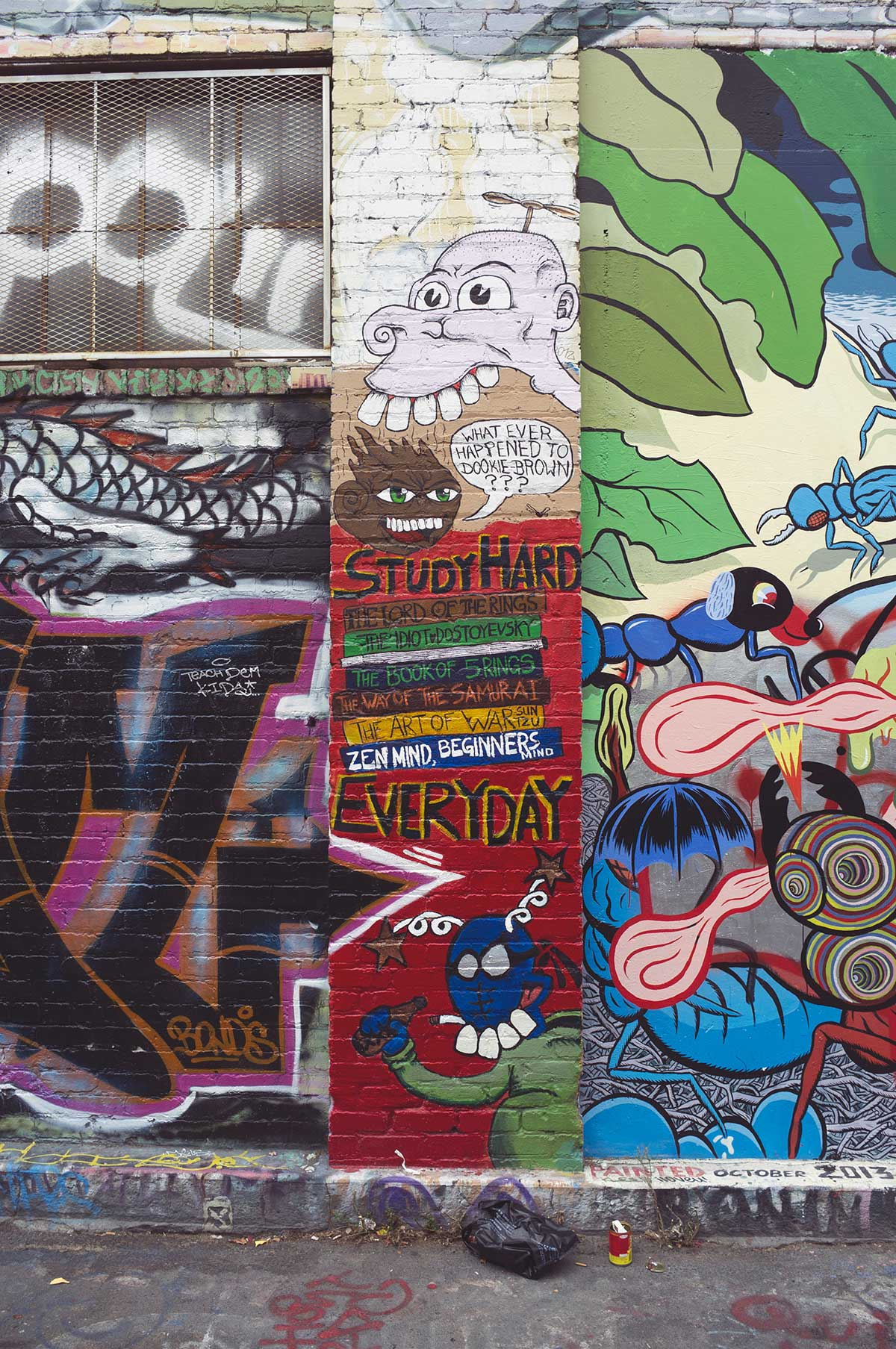 An Introspective About Street Art In 2016 Lenscap