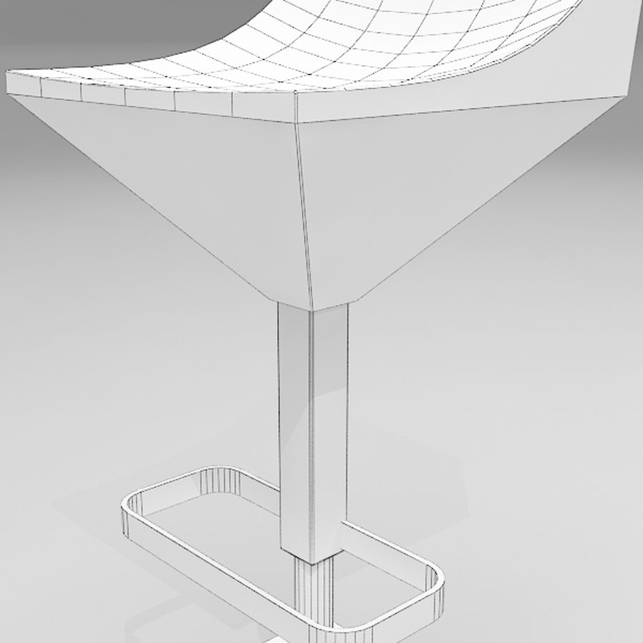 Fly Table Bar Bar Stool 19 Fly 3d Model 20 Max Free3d