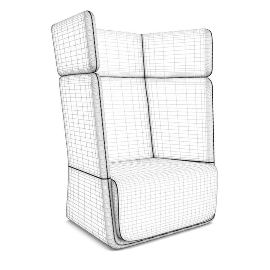 Sofa Und Sessel Set Softline Basket Sofa Sessel Set 3d Modell 10 Fbx Max Free3d