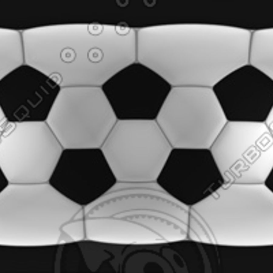 3d Texture Football Mapped With High Quality Texture 3d Model 10 Max Free3d