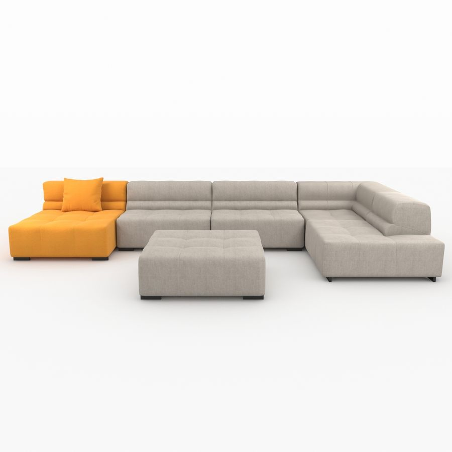 Tufty Time Sofa 3d Model 25 Obj Unknown Fbx 3ds Max Free3d