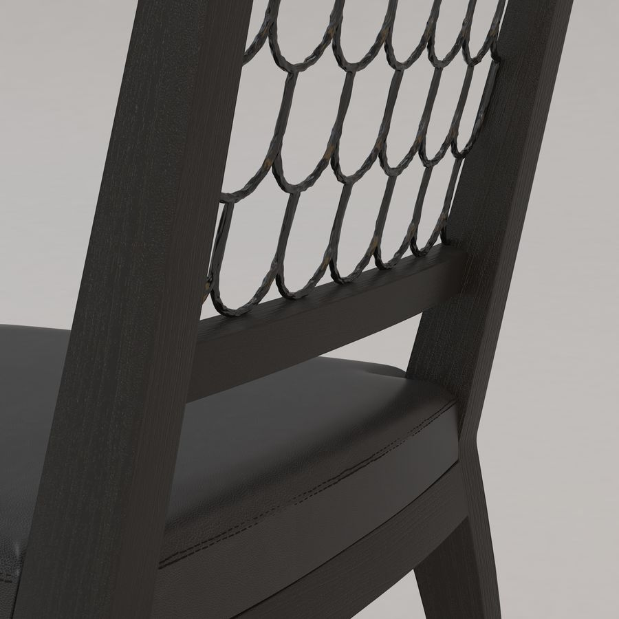 Maritime Möbel Maritime Chair By Christian Liaigre 3d Model $20 - .obj .max .fbx - Free3d