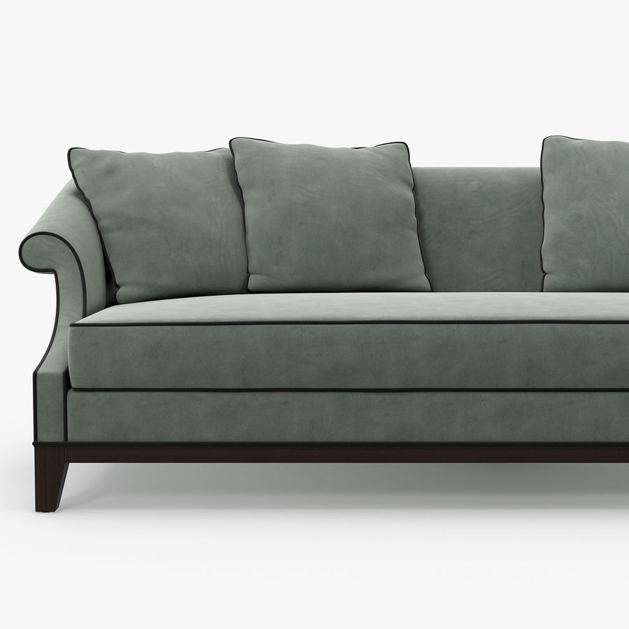 Jnl Sofa Dwg Jnl - Vanhamme Elliot Sofa 3d Model $29 - .unknown .obj