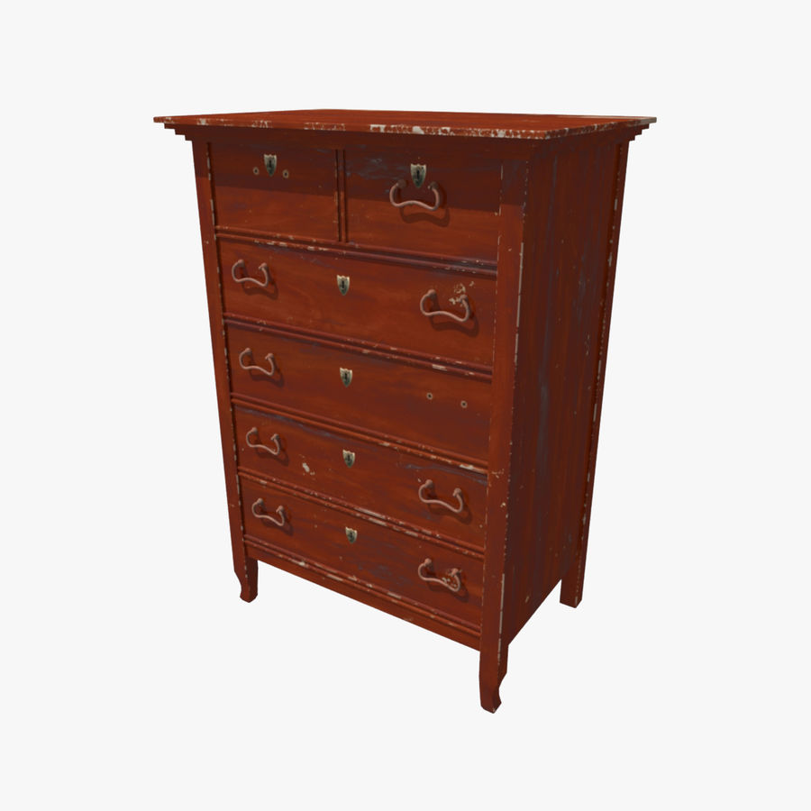 Commode Maya But Old Commode 3d Model 39 Unknown Ma Obj Fbx Free3d