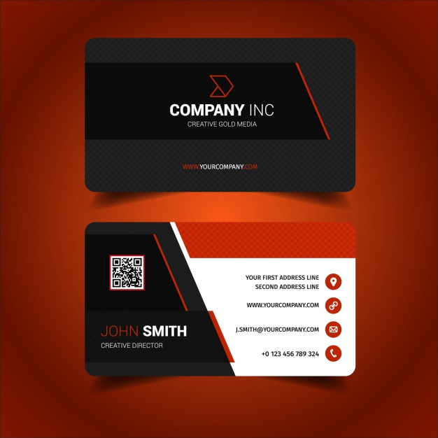 Business Card Design - pafpic