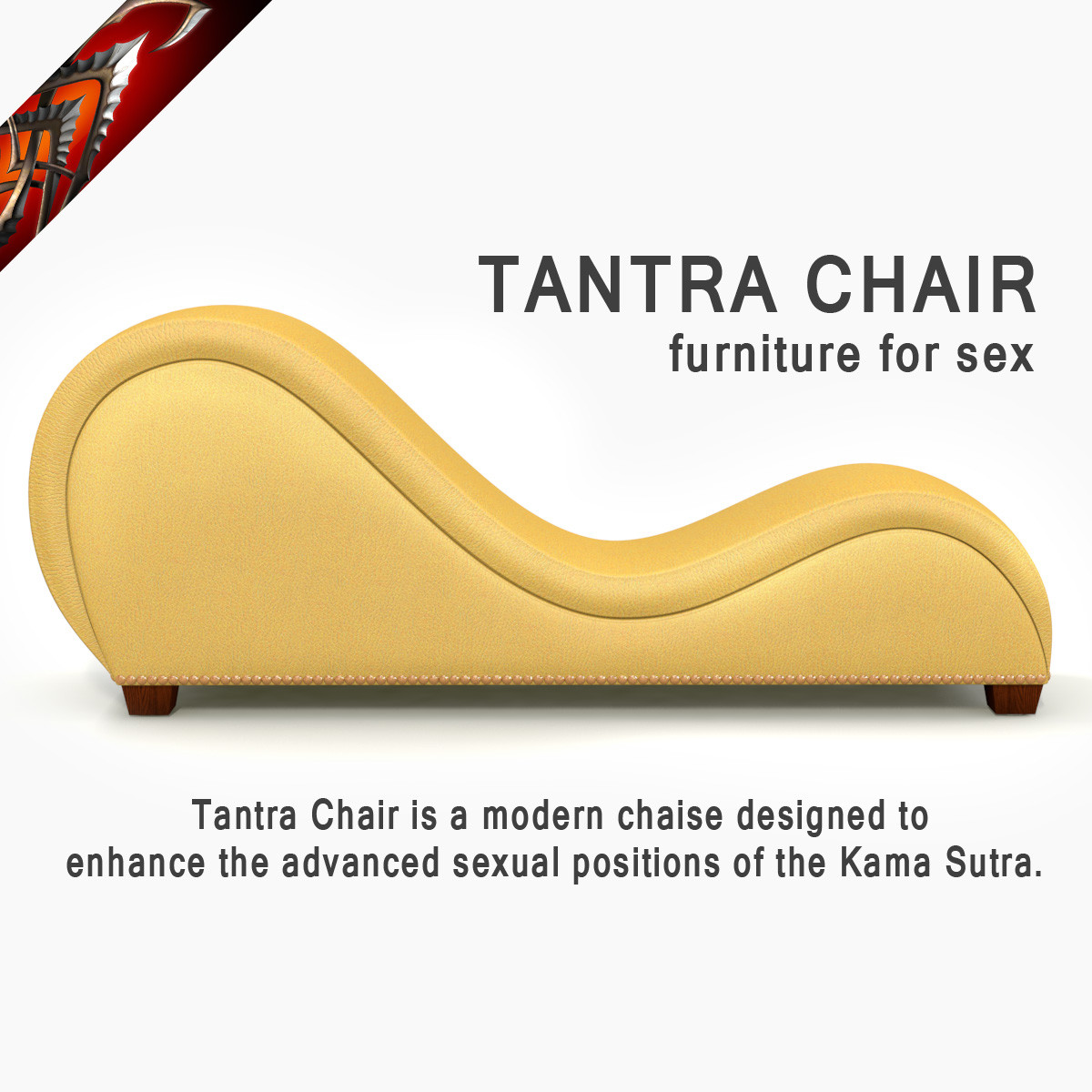Furniture for sex