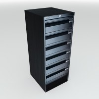 bisley small filing cabinet max