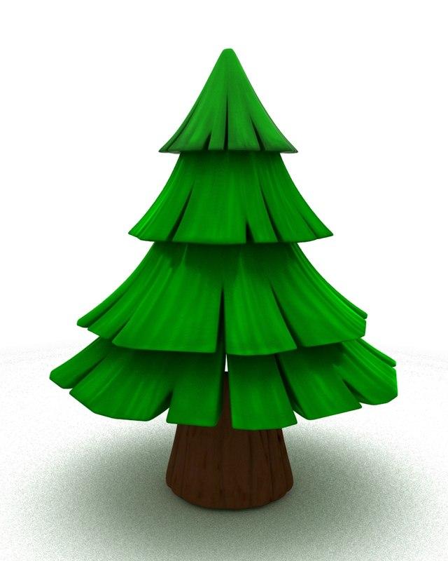 Animated Lion Wallpaper Hd Simple Pine Tree Cartoon