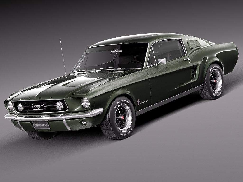 Voltes V Wallpaper Hd 3d Max 1967 Mustang Fastback