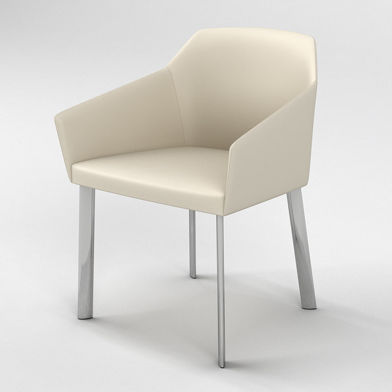 3d 3ds Davis Sketch Chair