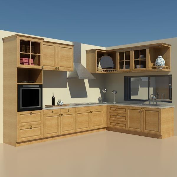 building rfa furniture kitchen revit kitchen set kitchen sets furniture