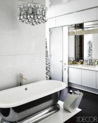 Top 10 Black and White Bathroom Ideas
