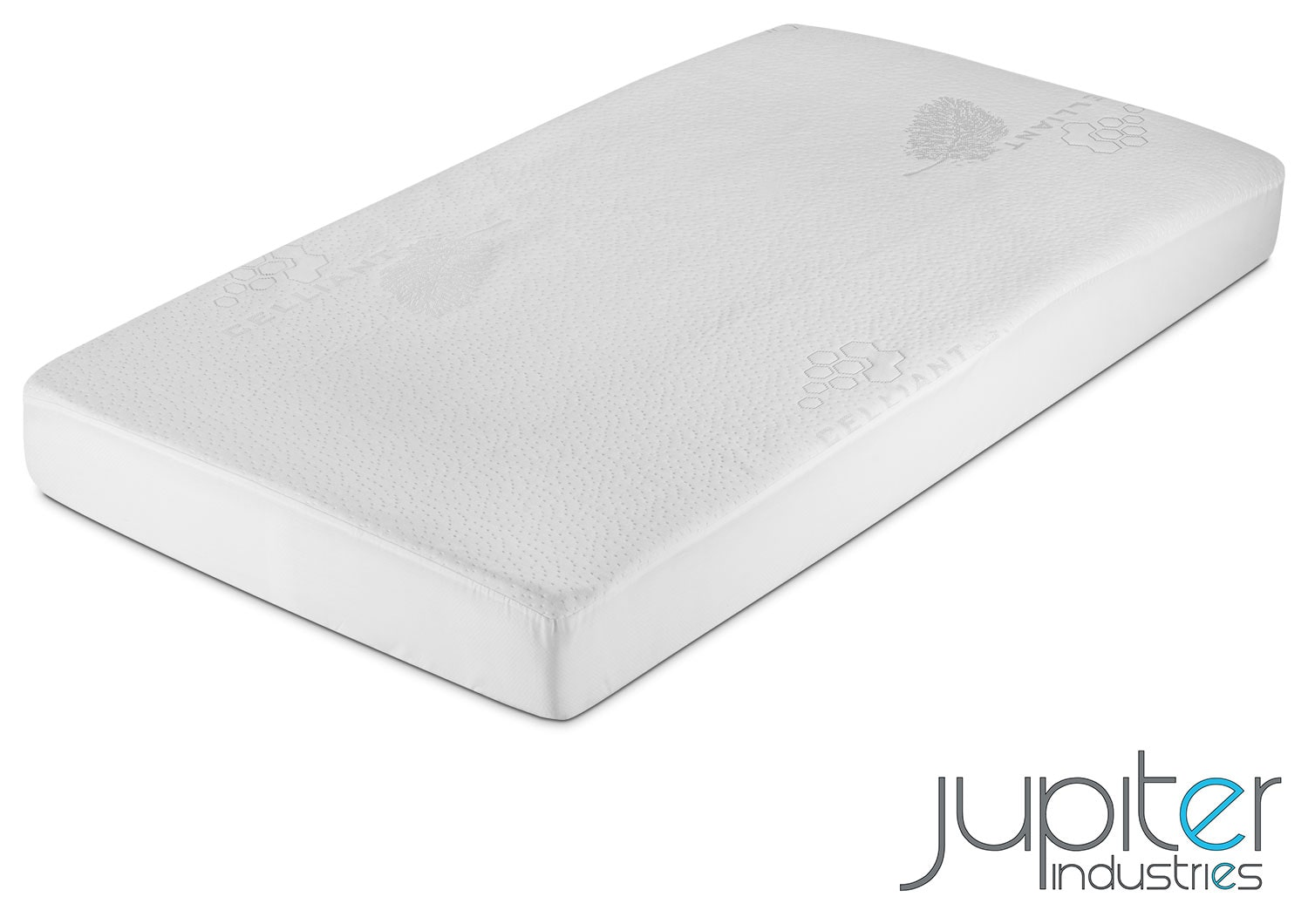 38 X 89cm Crib Mattress Crib Mattress Jupiter Industries Crib Mattress