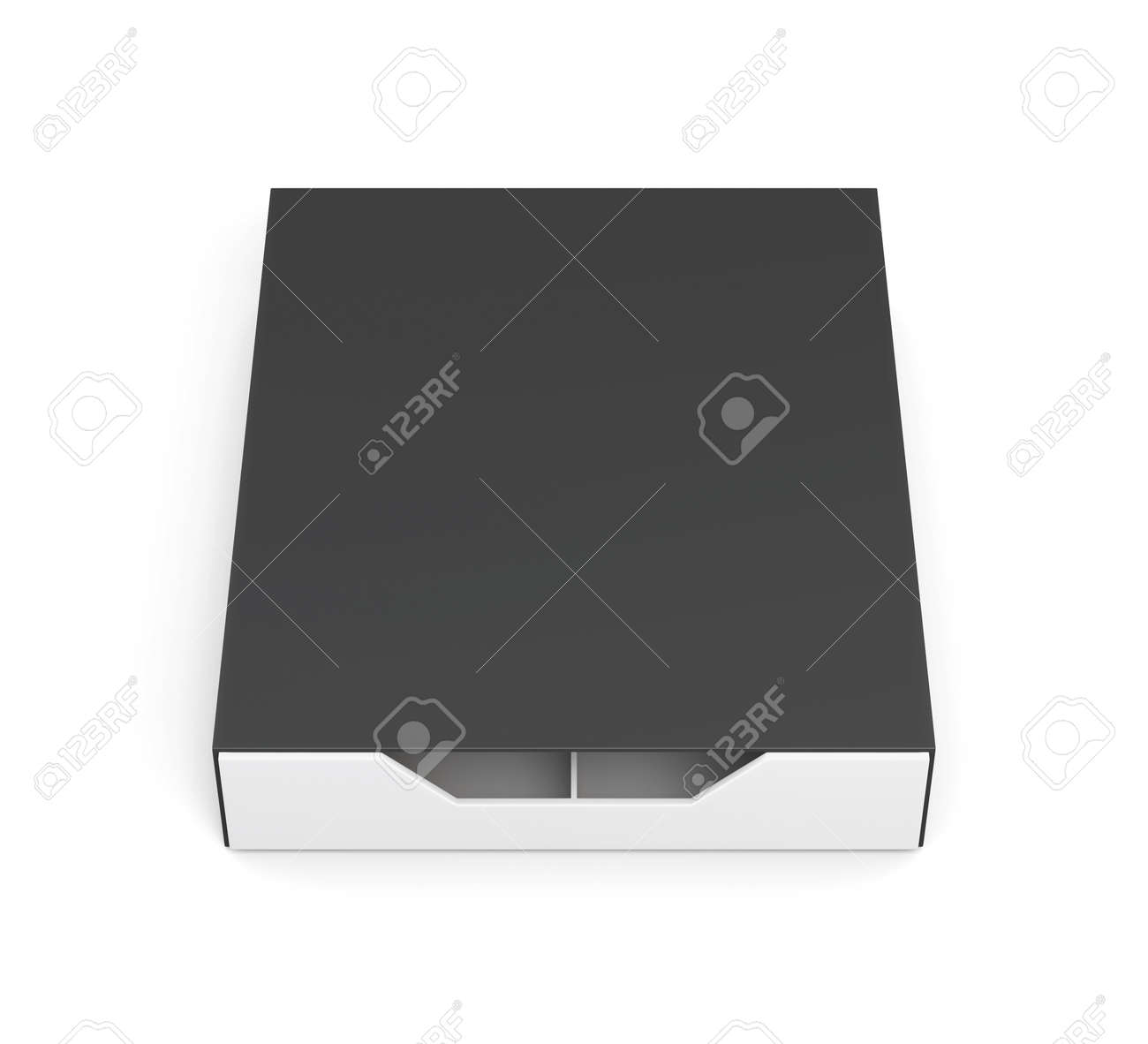 Kunststoff Box Stock Photo