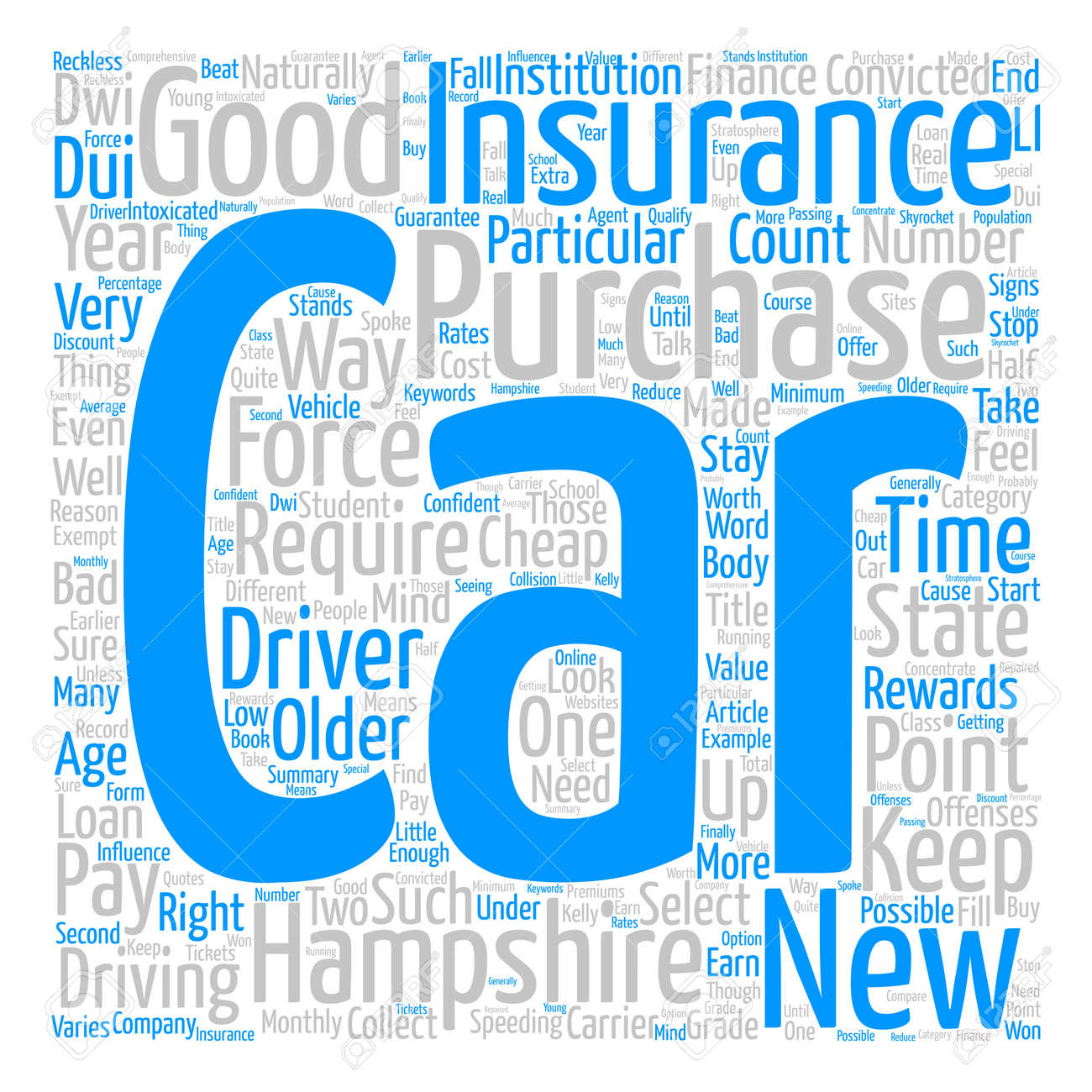 Get Cheap Insurance How To Get Cheap Car Insurance In New Hampshire Text Background