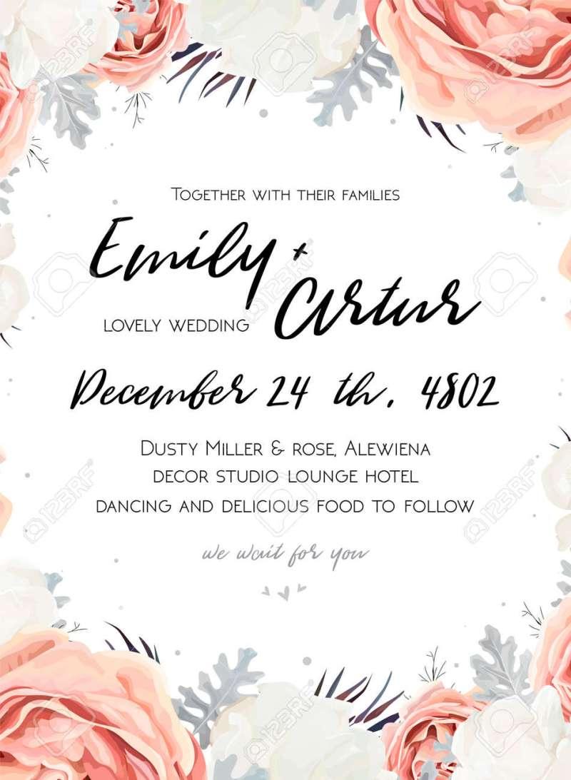 Large Of Wedding Invitation Templates
