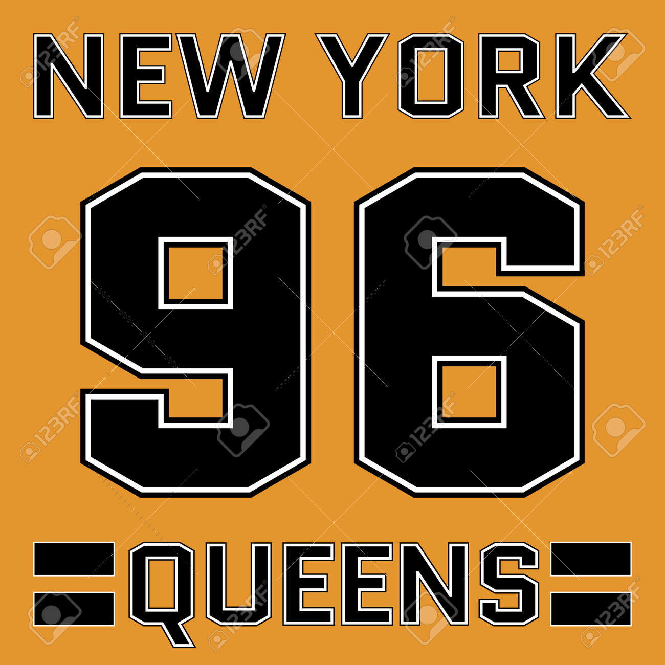 T shirt design queens ny -  T Shirt Design Queens Ny New York Queens Basketball Typography Download