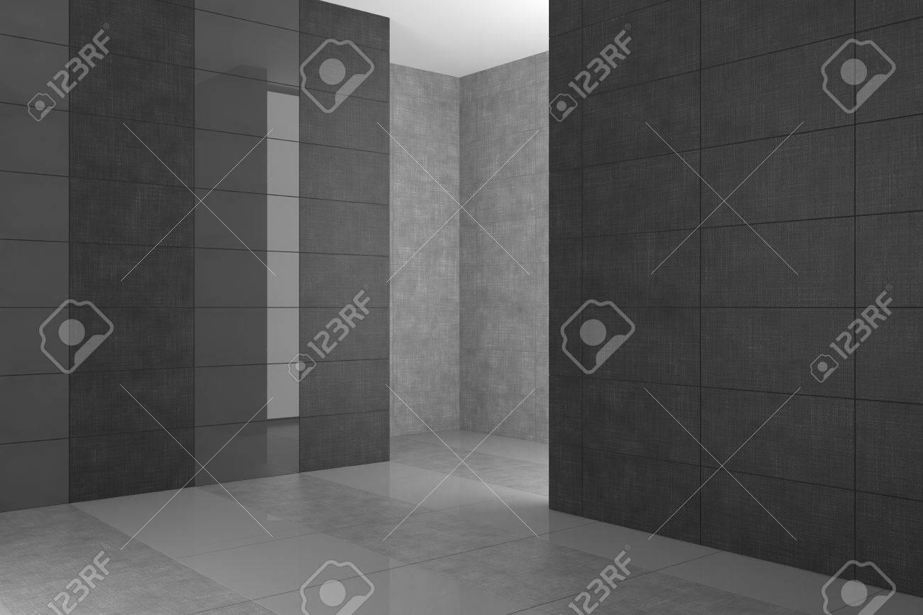 Piastrelle grigie bagno piastrelle grigie effetto cemento in