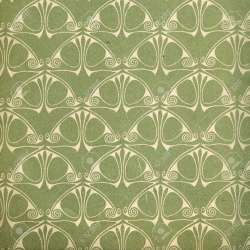 Small Crop Of Art Nouveau Wallpaper