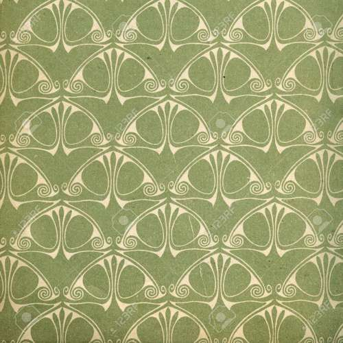 Medium Of Art Nouveau Wallpaper