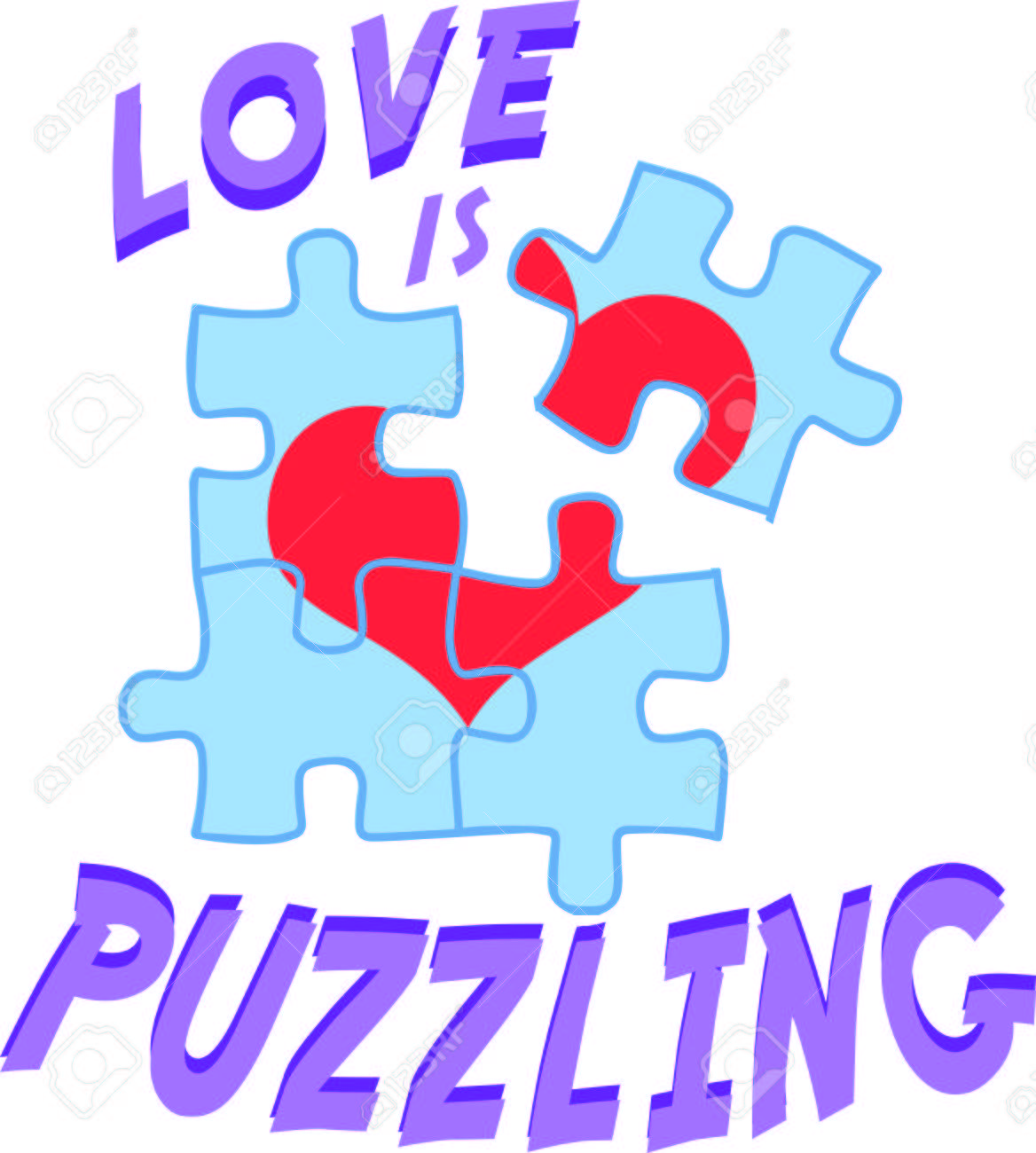 Teppich Puzzle Design Stock Photo