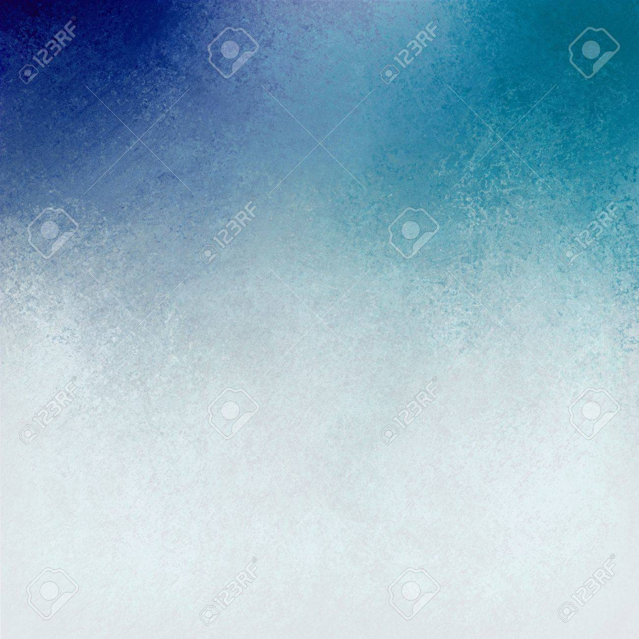 Cool Blue Paint Blue White Background Layout Blended Cool Blue And White Paint