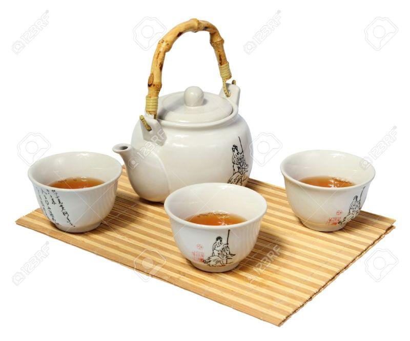 Large Of Chinese Tea Set