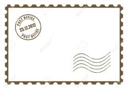 Small Of Post Card Stamps