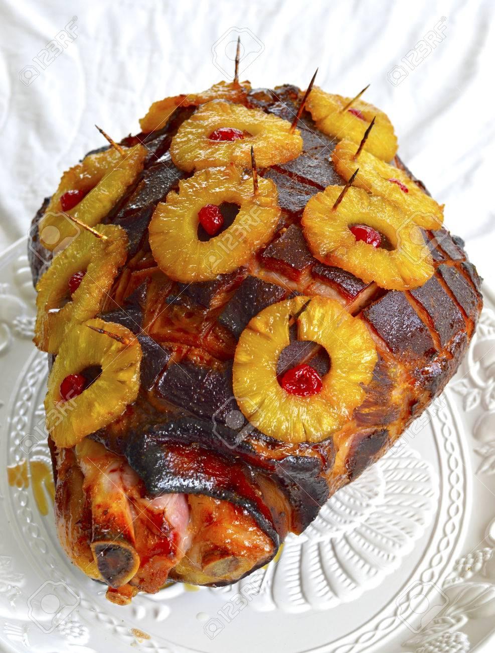 Fullsize Of Pineapple Glaze For Ham