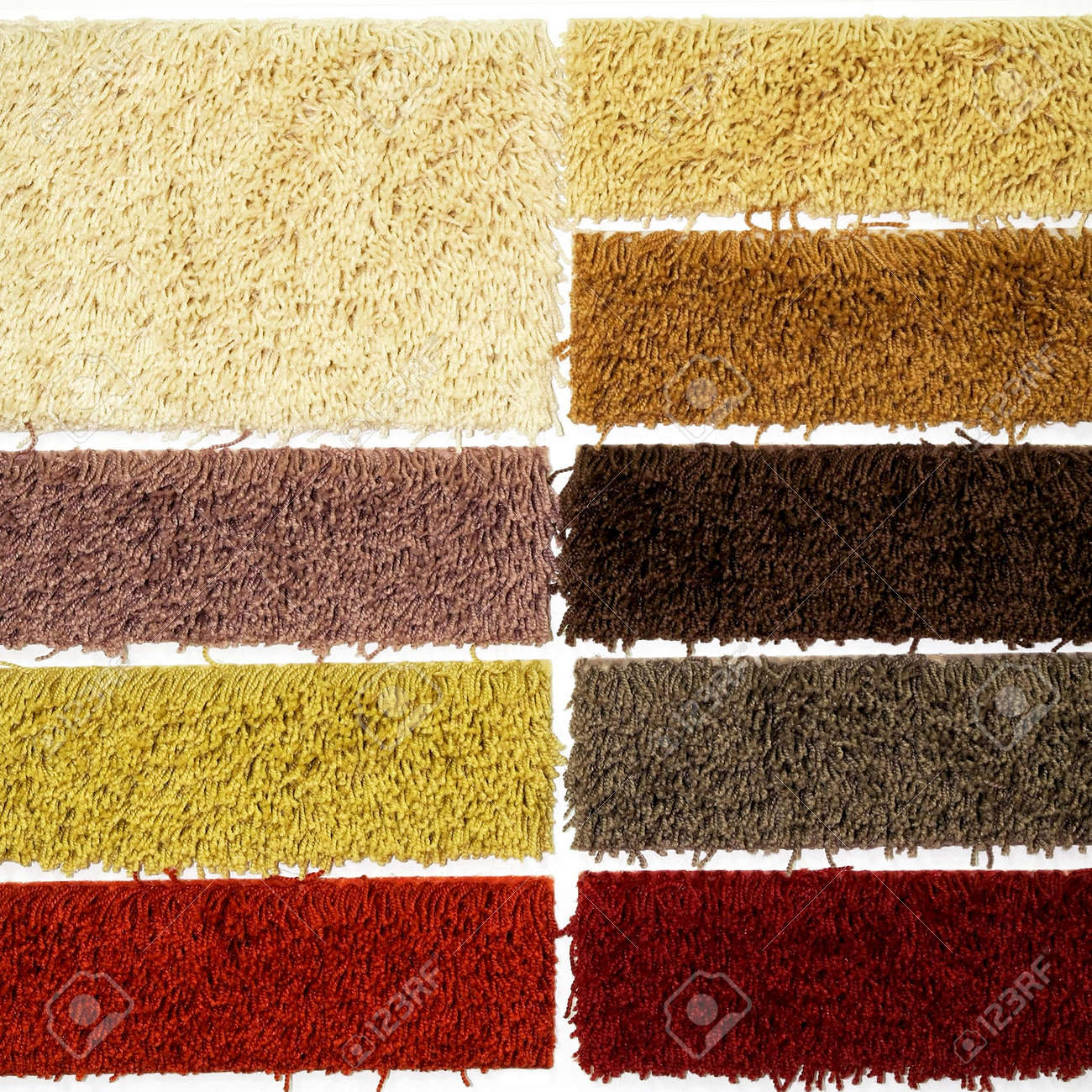 Materiales Para Alfombras Palette Of Carpet Material Patterns For Flooring