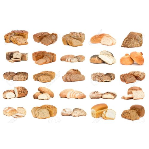 Medium Crop Of Types Of Breads