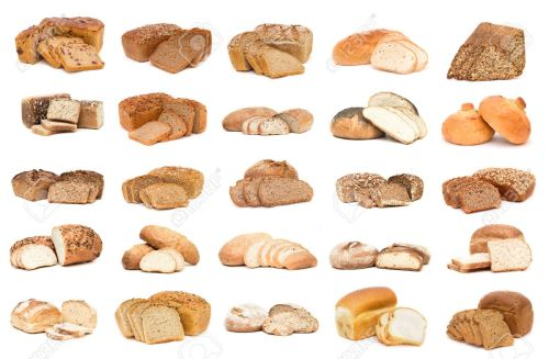 Medium Of Types Of Breads