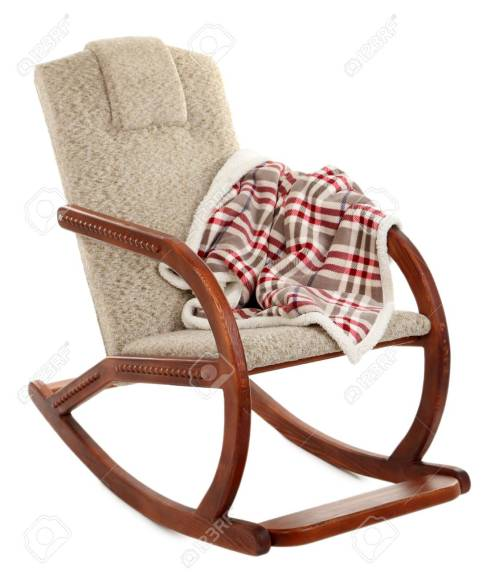 Medium Of Modern Rocking Chair